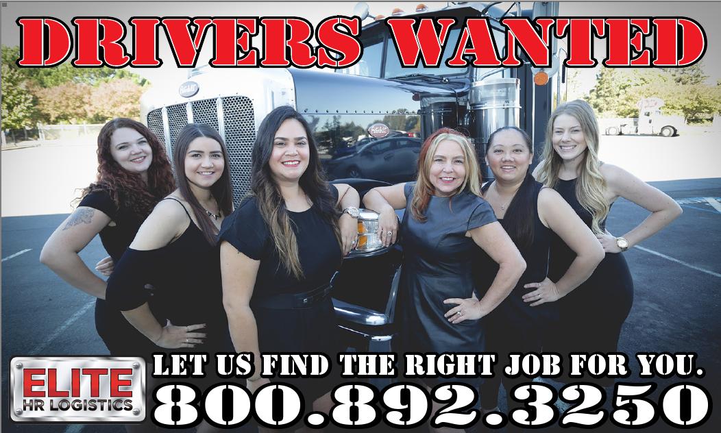 Let Elite HR Logistics find the job for you!