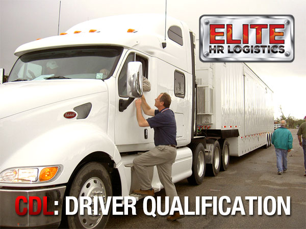 CDL Driver Qualification