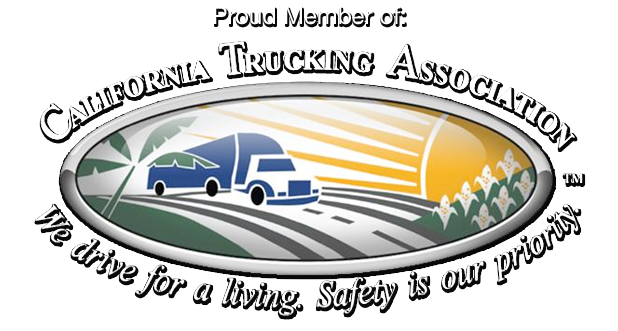 Proud Member of California Trucking Association